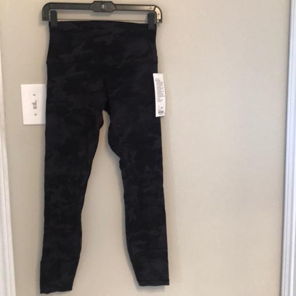 8ae6067f04 lululemon athletica Pants | Lululemon Camo Align 78 Pant | Poshmark